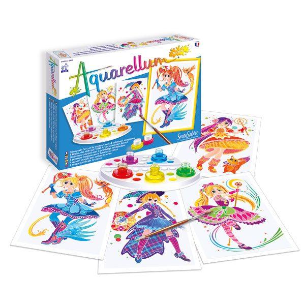 Aquarellum Junior Magical Girls