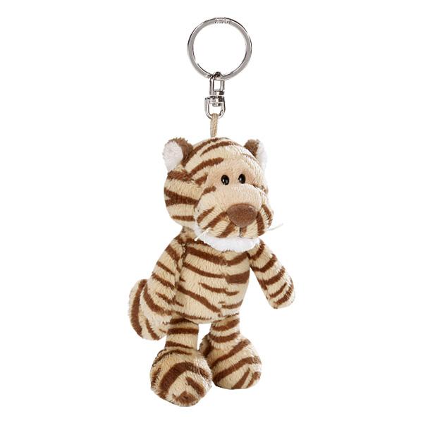Porte clefs Tigre 10 cm