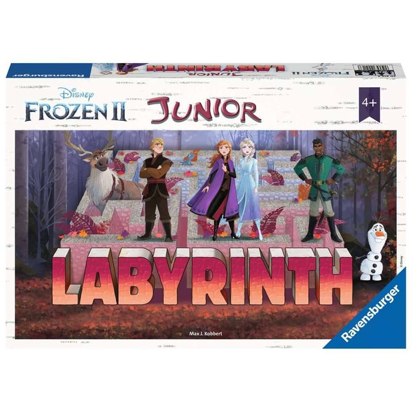 Labyrinthe junior la Reine des neiges