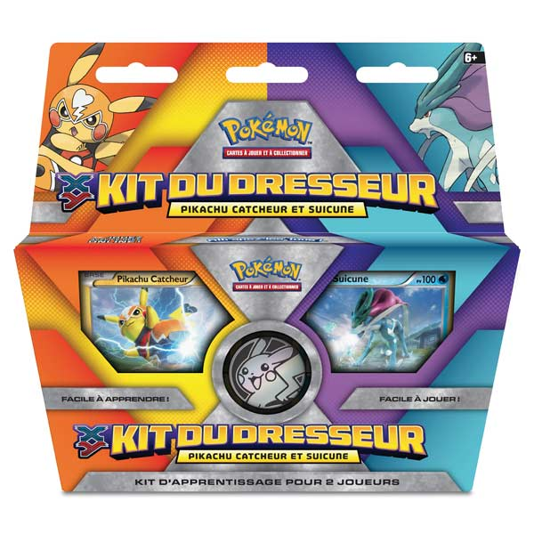 Asmodée  Pokemon  Starter Pokemon Xy5  pas cher Achat / Vente Carte à