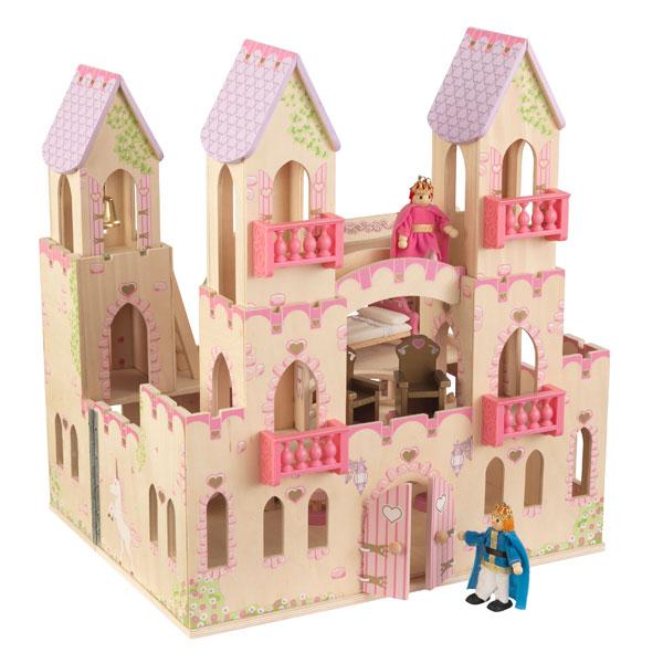Maison de Poupées Château de Princesse