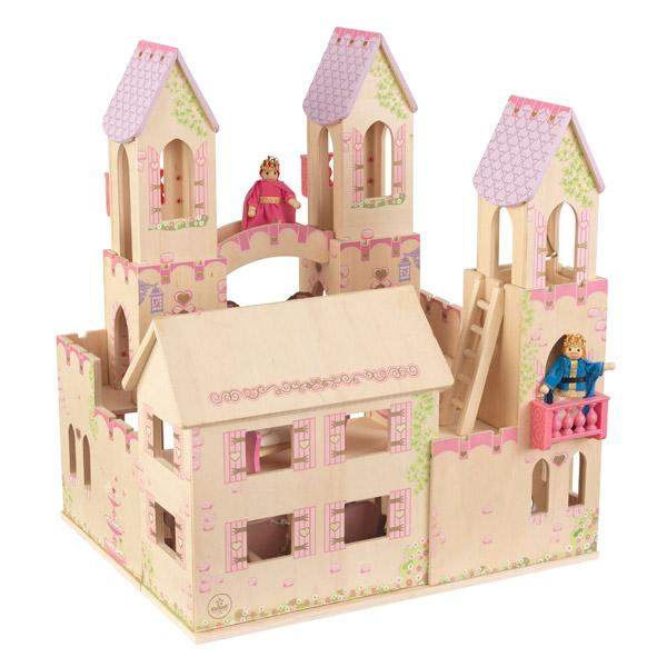 Maison De Poupees Chateau De Princesse Kidkraft King Jouet