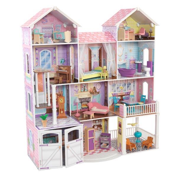 Maison de poup es country estate kidkraft king jouet - Maison de poupee lundby ...