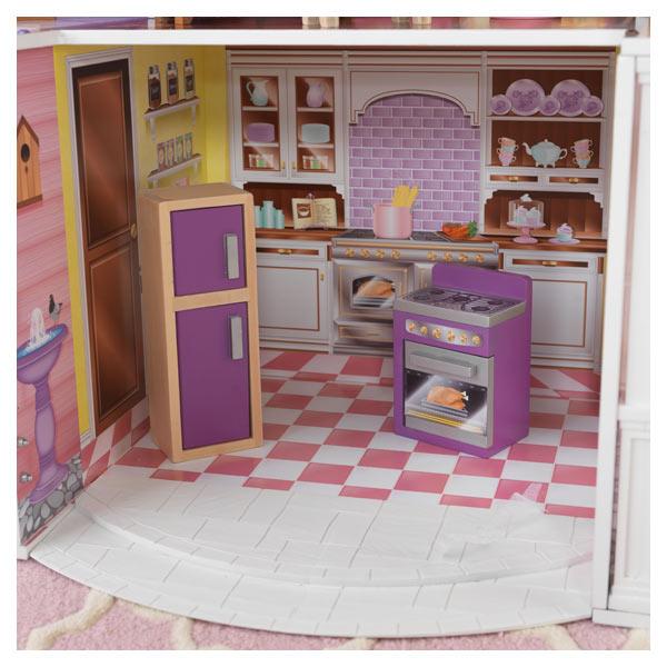 Maison de poup es country estate kidkraft king jouet accessoires de poup es kidkraft - Voir ma maison en direct ...