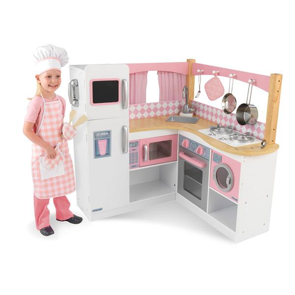 Cuisine grand gourmet kidkraft king jouet cuisine et dinette kidkraft je - Cuisine kidkraft avis ...