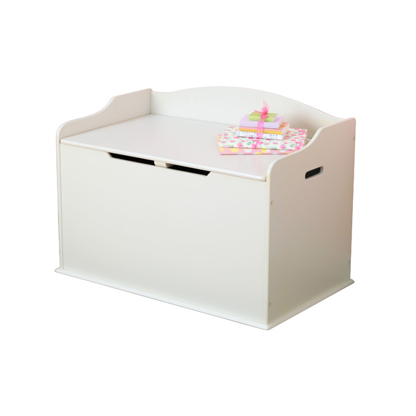 coffre chambre coffre jouets tradition blanc achat vente coffre jouets coffre a jouets en bois. Black Bedroom Furniture Sets. Home Design Ideas