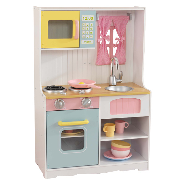 Cuisine red country de kidkraft for Cuisine kidkraft auchan