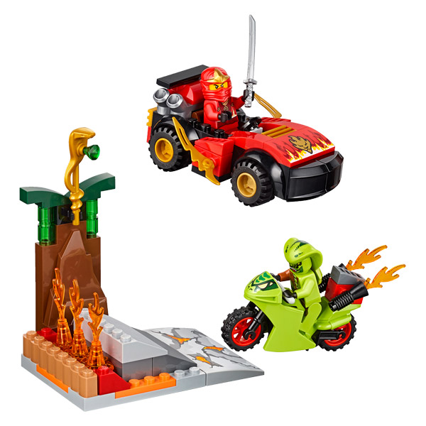 Ninjago kai - Lego ninjago voiture ...