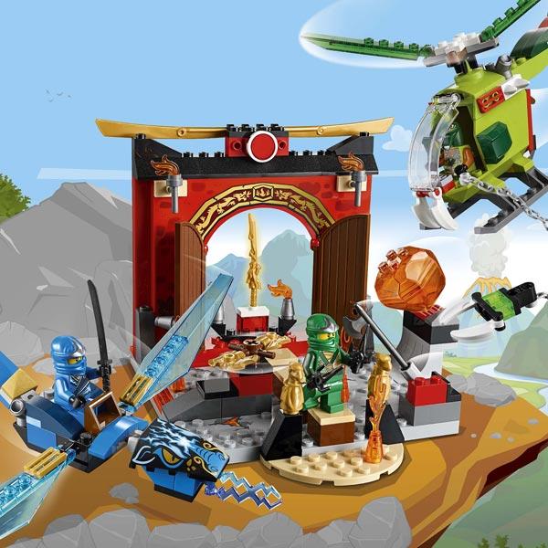 LEGO Juniors 10725 Le temple perdu de Ninjago DreamLand