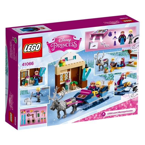41066 - LEGO® DISNEY PRINCESS - Le traîneau d