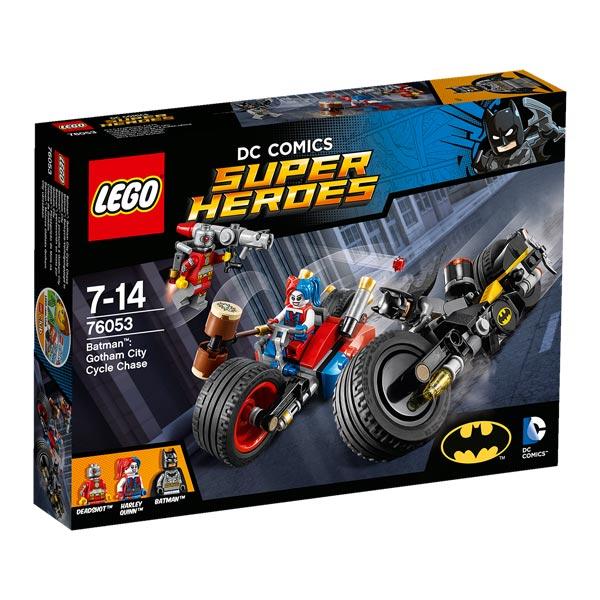 76053-Batman à la poursuite de Joker de LEGO