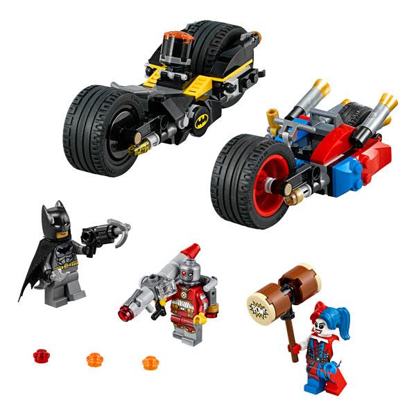 Direct jouets Jeux de construction lego plan  76053 batman à la poursuite