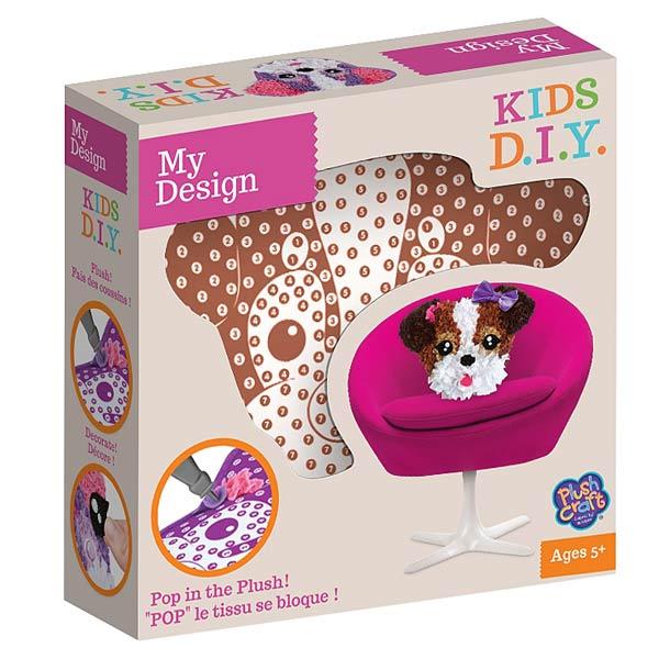 my design puppy pillow chien au sycomore king jouet mode bijoux d coration cosm tiques au. Black Bedroom Furniture Sets. Home Design Ideas