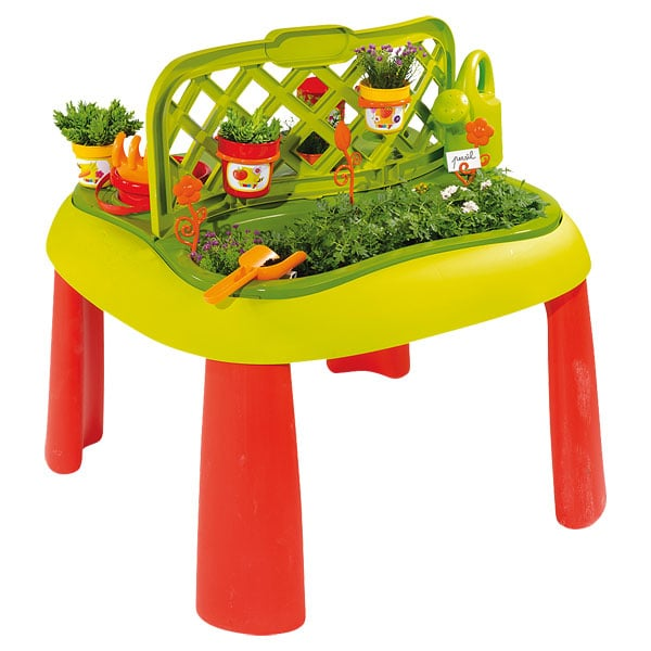 King jouet salon de jardin - Maison mobilier et design