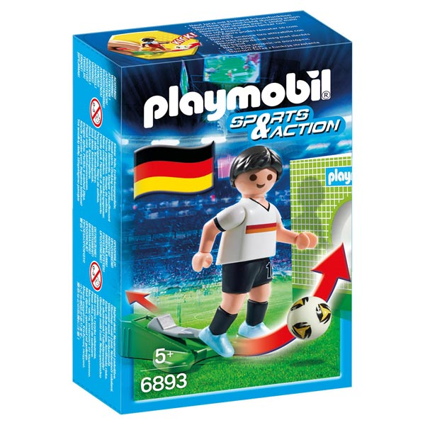 jeux jouets playmobil sport action page