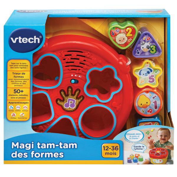 Boîte à formes - Magi Tam Tam des formes