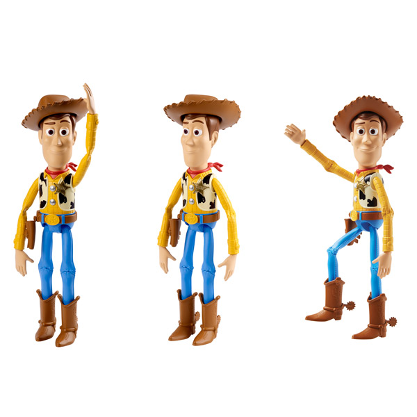 toy story figurine woody 24 cm mattel king jouet. Black Bedroom Furniture Sets. Home Design Ideas