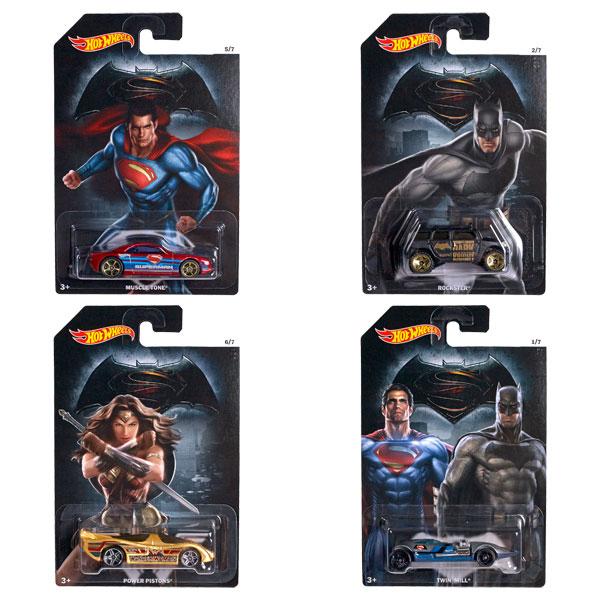 Véhicule Batman VS Superman