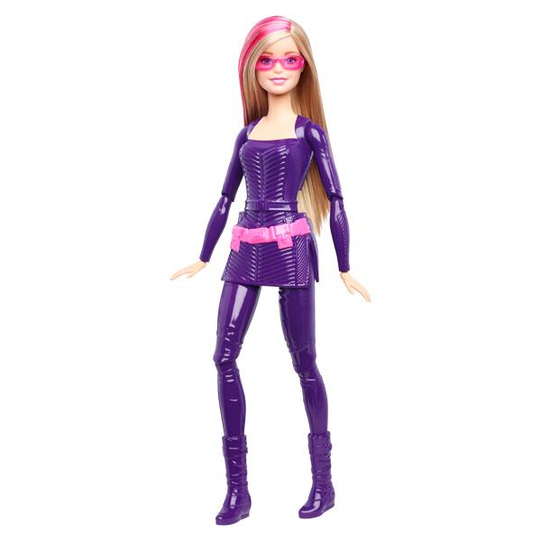 barbie agent secret mattel king jouet poup es mannequin mattel poup es peluches. Black Bedroom Furniture Sets. Home Design Ideas