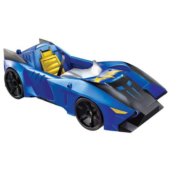 Batmobile 30 cm de mattel - Superman en voiture ...