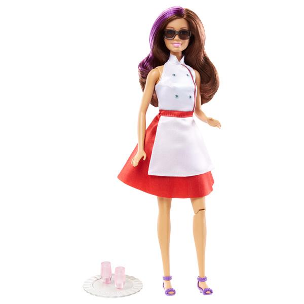 barbie teresa agent secret mattel king jouet poup es mannequin mattel poup es peluches. Black Bedroom Furniture Sets. Home Design Ideas