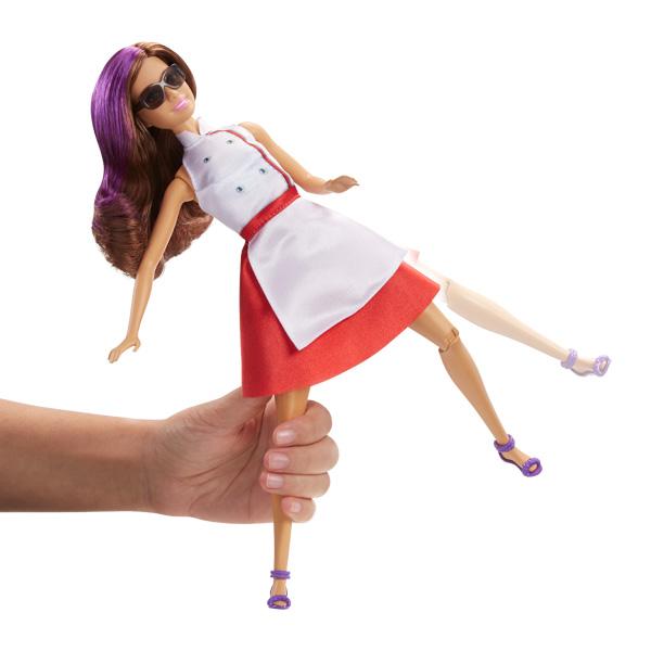 Barbie Teresa Agent Secret