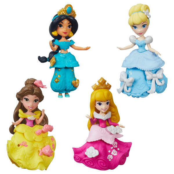 mini figurine disney princesses hasbro king jouet figurines hasbro jeux d 39 imitation. Black Bedroom Furniture Sets. Home Design Ideas