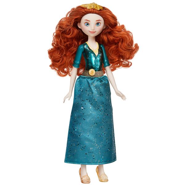 Poupée Merida 30 cm Poussière d'étoile - Disney Princesses
