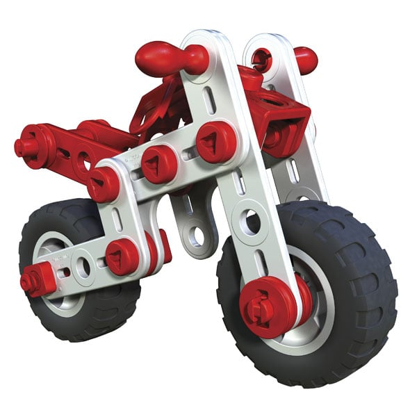 Super Motos Meccano Junior