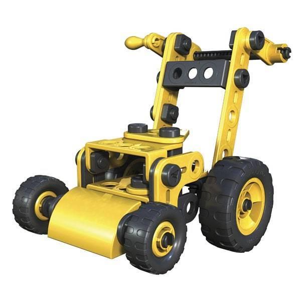 Tracteur meccano junior meccano king jouet meccano - Jeux de tracteur tom ...