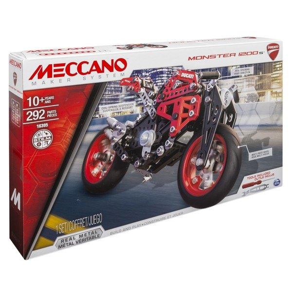 moto ducati meccano meccano king jouet meccano. Black Bedroom Furniture Sets. Home Design Ideas