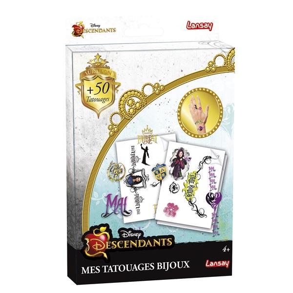 Tatouages Bijoux Descendants