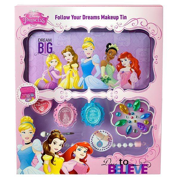 Plumier maquillage disney princesses markwins king jouet coiffure maquillage markwins - Maquillage princesse disney ...