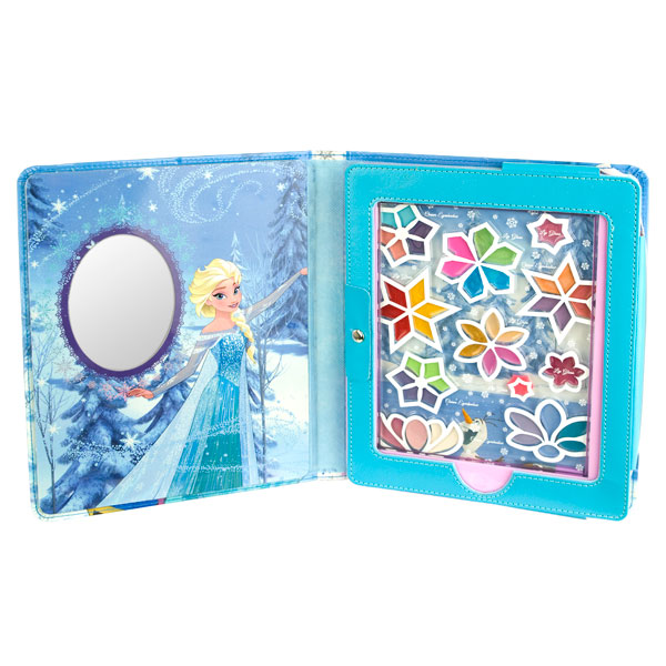 Tablette maquillage reine des neiges markwins king jouet - Tablette de maquillage ...