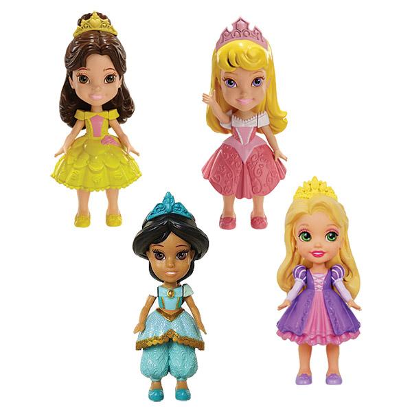 mini poup e disney princesses de taldec