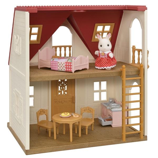 Set cottage Sylvanian