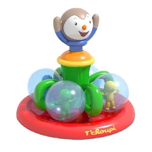 T 39 choupi ronde des balles dujardin king jouet activit s for Dujardin jouet