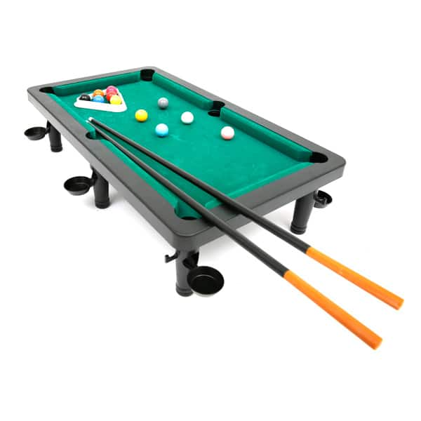 mini table de billard 4 jeux en 1 sun sport king jouet babyfoot billard sun sport. Black Bedroom Furniture Sets. Home Design Ideas