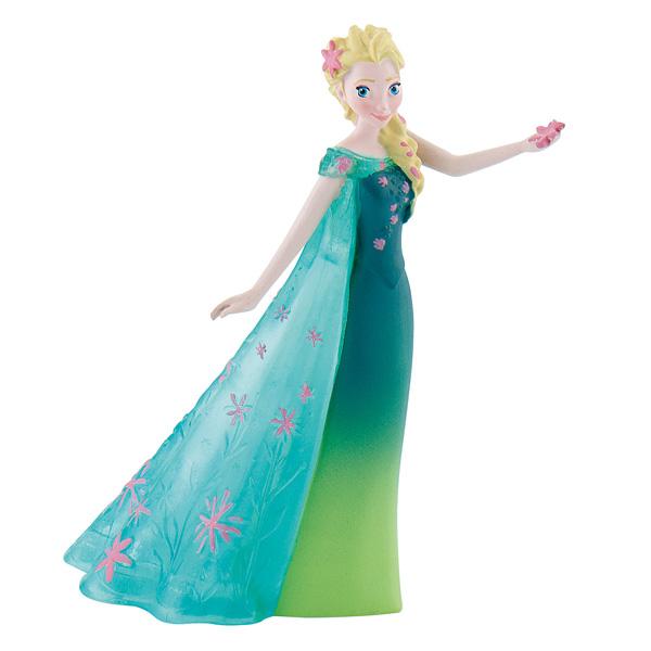 Figurine Reine des Neiges Elsa fête givrée