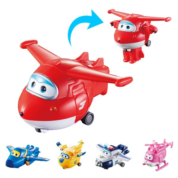 Avion Transformable Donnie Super Wings : 27.99 EUR