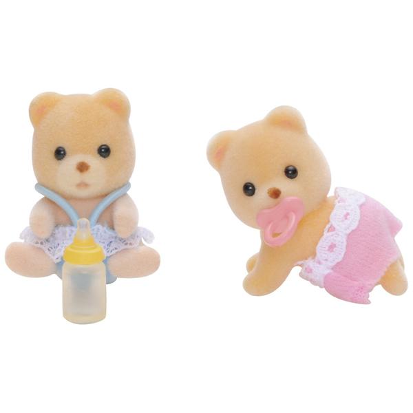 Sylvanian-jumeaux ours