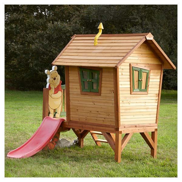 Maison De Jardin Winnie Axi King Jouet Maisons Tentes Et Autres