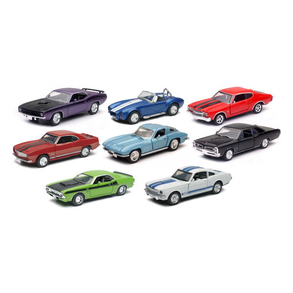 Véhicule Muscle Cars US miniature