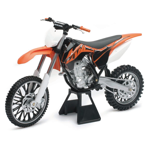 moto cross ktm sx f 450 new ray king jouet les autres v hicules new ray v hicules circuits. Black Bedroom Furniture Sets. Home Design Ideas