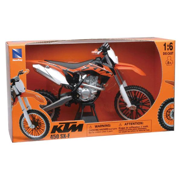 Moto Cross Ktm Sx F 450 New Ray King Jouet Les Autres