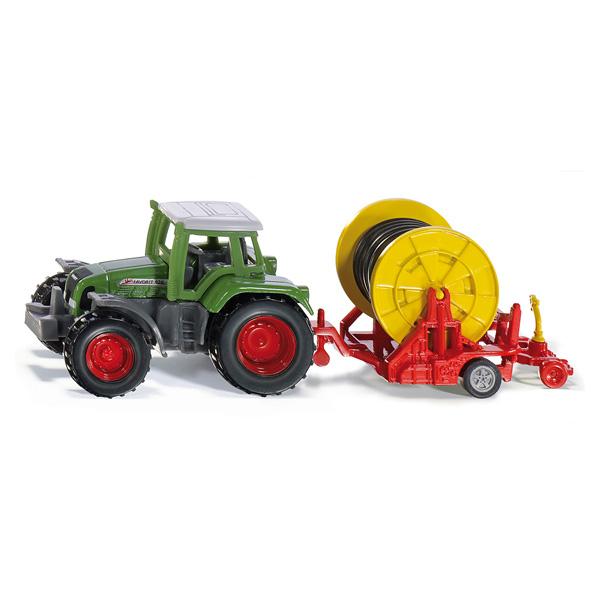 Tracteur avec pompe irrigation