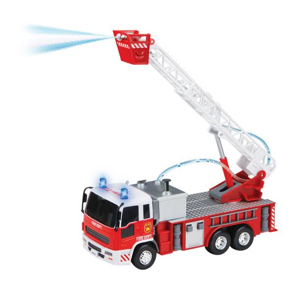 Camion pompier 25 cm
