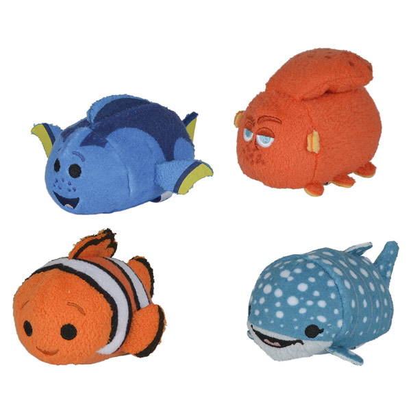 tsum tsum le monde de dory simba dickie king jouet peluches simba dickie poup es peluches. Black Bedroom Furniture Sets. Home Design Ideas