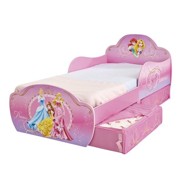 petit lit design disney princesses worlds apart king jouet d coration de la chambre worlds. Black Bedroom Furniture Sets. Home Design Ideas