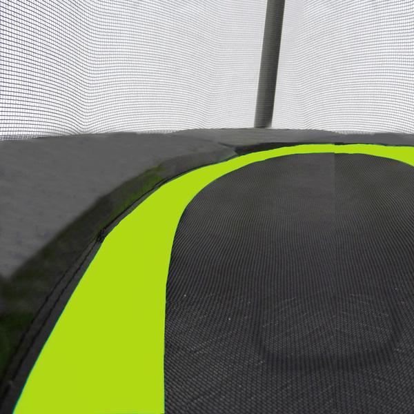 Trampoline Punchi ALOE 360 avec échelle et couverture